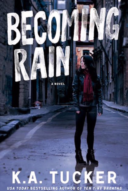 Review: Becoming Rain by K.A. Tucker (Burying Water #2)
