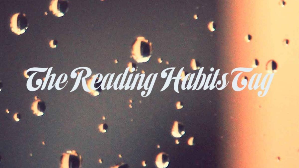 The Reading HabitsTag