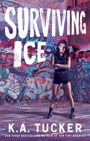 Review: Surving Ice (Burying Water #4) by K.A.Tucker