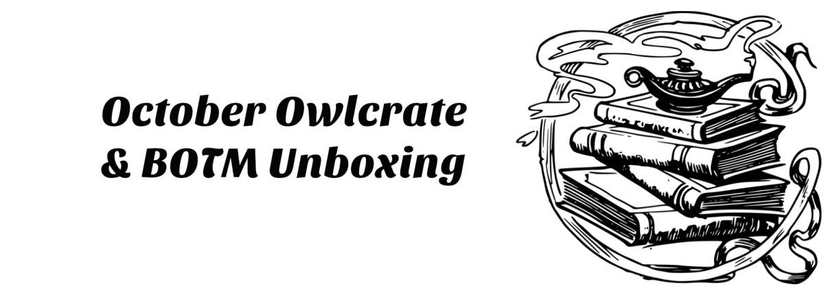 October Owlcrate &BOTM