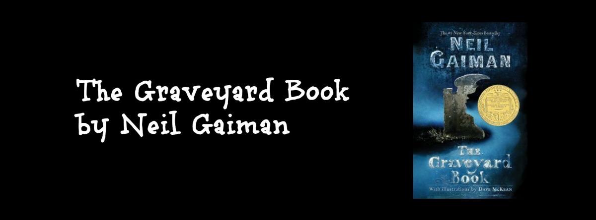 The Graveyard Book by NeilGaiman