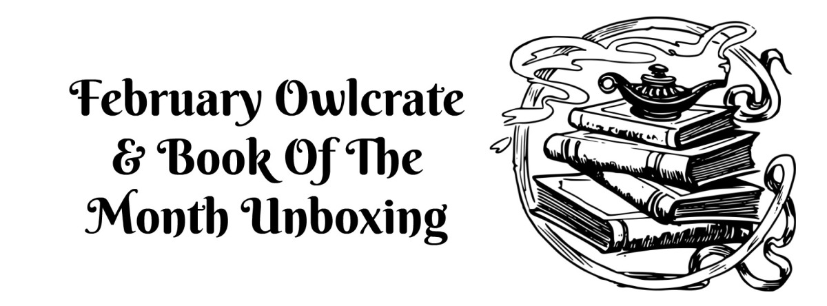 February Owlcrate & Book Of The MonthUnboxing