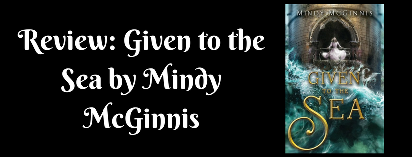 Review: Given to the Sea by MindyMcGinnis