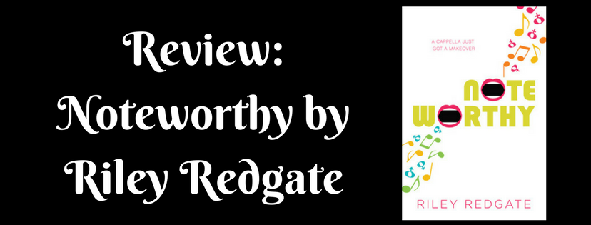 Review: Noteworthy by Riley Redgate