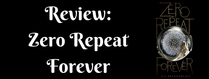Review: Zero Repeat Forever (The Nahx Invasions #1)