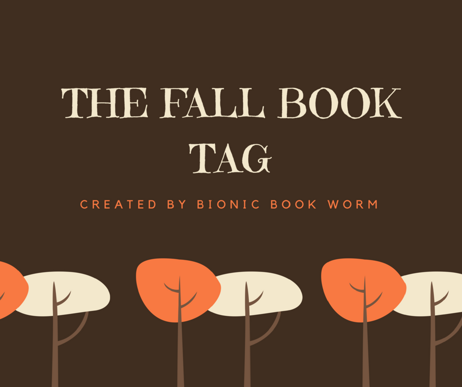 The Fall Book Tag!