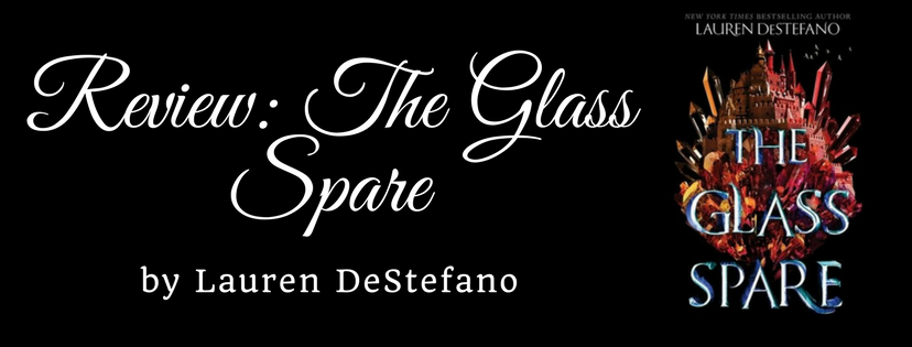 Review: The Glass Spare by LaurenDeStefano