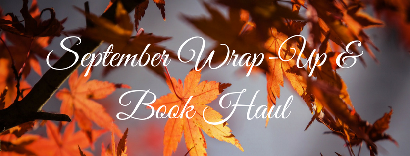 September Wrap-Up & Book Haul