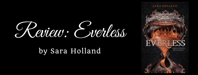 Spoiler Free Review: Everless by Sara Holland
