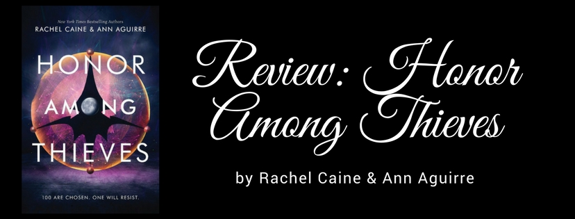 Review: Honor Among Thieves by Rachel Caine and Ann Aguirre