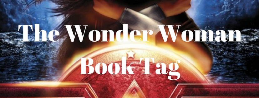 The Wonder Woman Book Tag