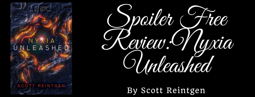 Spoiler Free Review: Nyxia Unleashed by Scott Reintgen