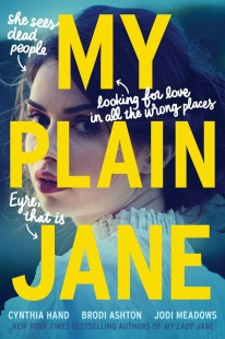 MY PLAIN JANE final cover