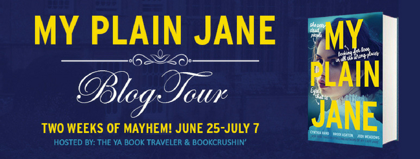 THE LADY JANIES ARE BACK WITH A SMASH HIT! BLOG TOUR: MY PLAIN JANE REVIEW + GIVEAWAY! 💙