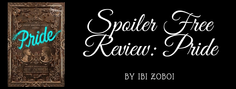 SPOILER FREE REVIEW: PRIDE BY IBI ZOBOI