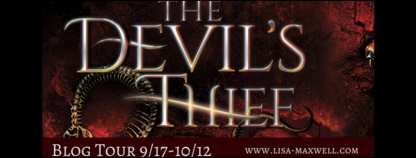 Blog Tour: The Devil's Thief by Lisa Maxwell Spoiler Free Review + Giveaway!!!