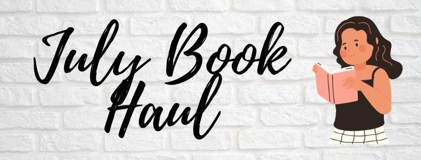 July 2020 BookHaul