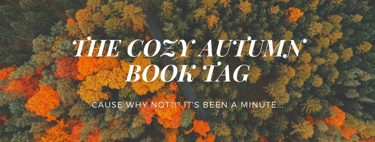 The Cozy Autumn Book Tag!