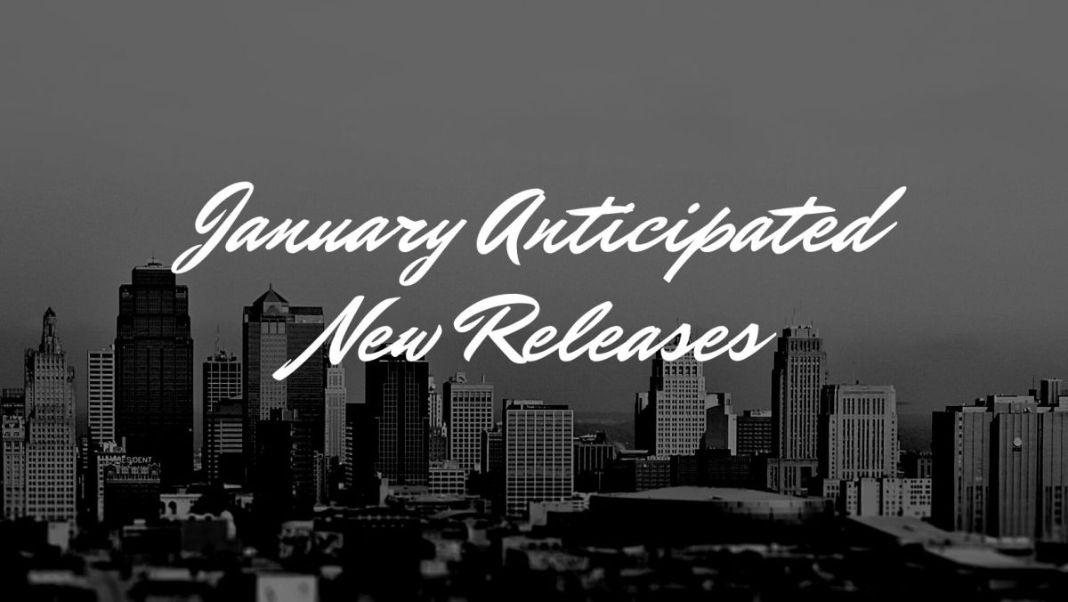 January 2021 Anticipated New Releases