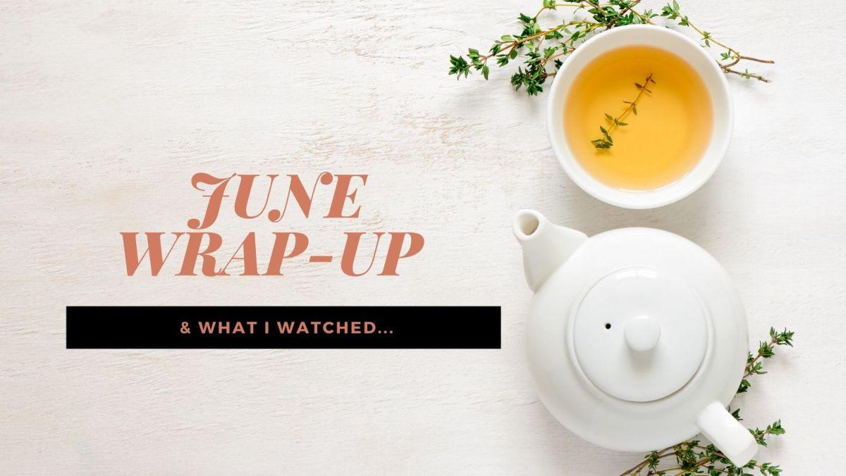 June 2021 ReadingWrap-Up